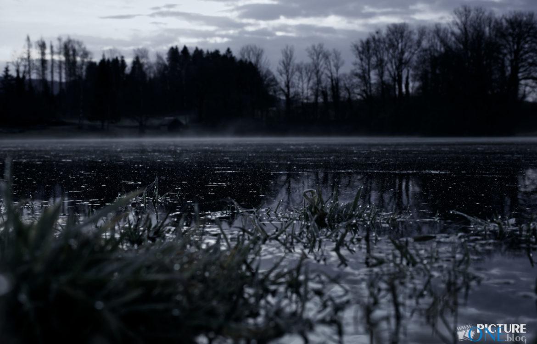 Die Mystik des Eichener Sees